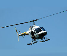 Helicopter Buzz Flight - HALF PRICE - valid min. 9 months from issue