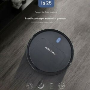 1800Pa Smart Robot Vacuum Cleaner Auto Rechargeable Dry/Wet Sweeping Floor Mop