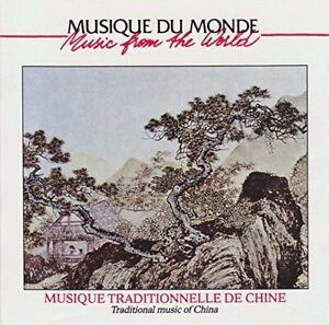 Various Artists - Musique Traditionnelle de Chine/ ... - Various Artists CD 8CVG