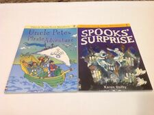 Usborne Books Young Puzzle Adventures Books, Lot Of 2