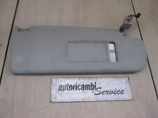 6X0857552 ALETTA PARASOLE LATO DESTRO SEAT LEON 1.9 D 6M 5P 110KW (2005) RICAMBI