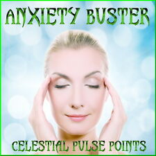CELESTIAL PULSE POINTS AROMATHERAPY ESSENTIAL OILS ANXIETY BUSTER - STRESS