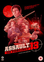 Assault On Precinct 13 DVD (2016) Austin Stoker, Carpenter (DIR) cert 15