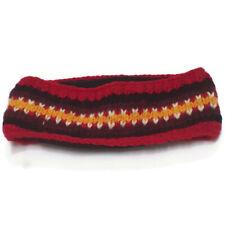 Headband Ear Warmer 100% Wool Fully Lined