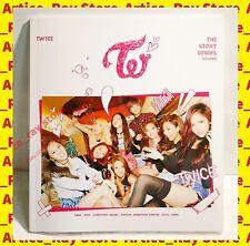 NEW Korea TWICE First Mini Album The Story begins Taiwan CD+DVD w/BOX+3 Cards