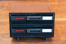 Soligor 8x10 Inch Auto Feed Double Decker Darkroom Paper Safe