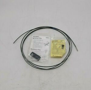 Keyence FU-4F Fiber Optic Cable w/ Keyence Fiber Cutter and Splicer