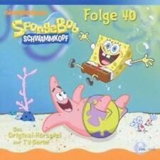 SPONGEBOB SPUGNA TESTA, sequenza 40-Hörspiel per Tv-serie-CD