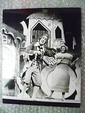 Theatre Actors Real Press Photo- Casting Scene from 1968 TWELFTH NIGHT Drama;