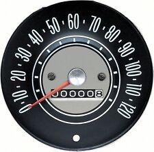 65 Nova 120 MPH Speedometer