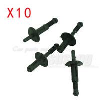 10X Wheel Arch Trim Blind Rivet 07142151750 For BMW E70 E70N E71 E72 F25