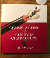 Celebrations of Curious Characters - Ricky Jay - 1st printing