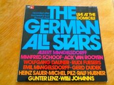 The German All Stars – Live At The Domicile 2 lp