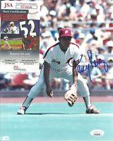 HOF Tony Perez Signed Auto 8x10 Photo JSA COA Phillies Reds