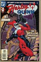Harley Quinn #1-2000 vf/nm 9.0 Batman Terry Dodson Poison Ivy Joker 1st series