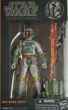 Hasbro Star Wars The Black Series Boba Fett 6 inch Action Figure, first release