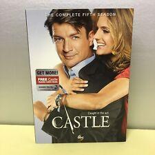 Castle Season 5 BC1;S2