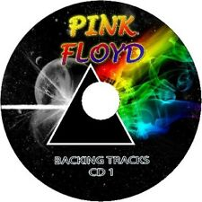 PINK FLOYD GUITAR BACKING TRACKS 3x AUDIO CD BEST OF GREATEST HITS GILMOUR