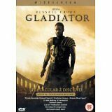 GLADIATOR (Russell Crowe, Joaquin Phoenix, Oliver Reed, Richard Harris)  2 DVDs
