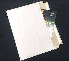 50x B4 255x355mm Heavy Duty Card Mailer Envelope Bag CM4 Cardboard Tough bags