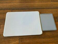 Logitech Portable Lapdesk N315 w/ Retractable Mouse Pad Grey