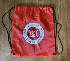 Miami University Libraries Draw String Bag