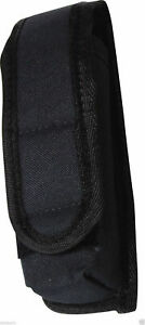 Jack Pyke Rifle Bolt Pouch Black 600D Cordura Flap Mounted Safety Shooting Pouch