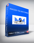EARN MONEY - VIDEO COURSE TRAINING  - Amazon FBA Mastermind- Helium 10 Elite