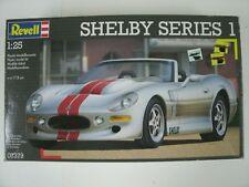 Revell Shelby Series 1 1:25 Scale Model Car Kit #07379