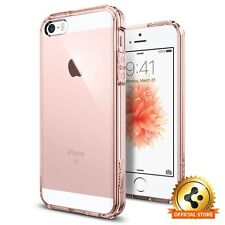 Spigen iPhone SE/5S/5 Case Ultra Hybrid Rose Crystal