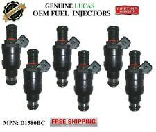 YRS 94-95-96 Mazda B3000 3.0L V6/ P#D1580BC OEM Lucas 6pack Reman Fuel Injectors