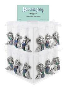 Ganz E8 Easter Spring Everyday Decor Mermaid Mermazing Ornament ER58803 Choose