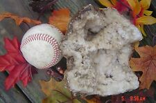 GEODE - KENTUCKY - OPEN - 2 LBS 14 OZ CLEAR CRYSTALS AND NICE BANDS - NICE! #607