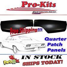 Mopar 68 69 70 Charger Quarter Panel Left & Right Rear Patch Repair