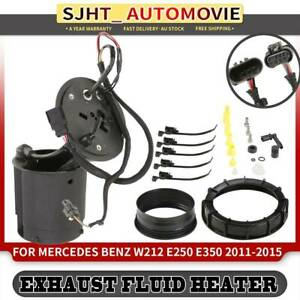 Diesel Heating Tank Unit for Mercedes Benz W212 E250 E350 11-15 2.2L 3.0L Sedan