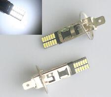 4 stk. H1 24 SMD LED Nebelscheinwerfer Tagfahrlicht Lampe DRL 12V Deutsche Post
