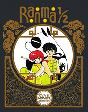 Ranma 1/2: OVA and Movie Collection (Blu-ray Disc, 2017, 3-Disc Limited Edition)
