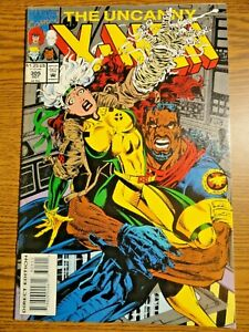 Uncanny X-men #305 Key VF- 1st Phalanx Rogue Bishop Angel Jean Grey Print Marvel