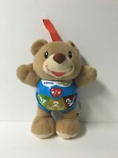 VTech Baby Happy Lights Bear 80-073300 Electronic Hanging Baby Toy