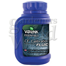 VitaLink 2.8ms CF / EC Nutrient Meter Calibration Fluid 250ml