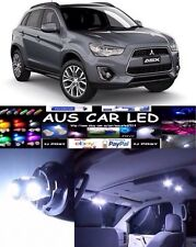 Mitsubishi ASX White Interior light LED upgrade kit for dome & map ect