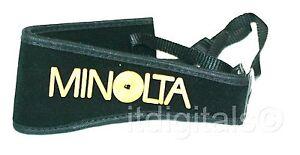 "For Minolta 2.5"" inch Wide Camera Neck Shoulder Strap For SLR DSLR Maxxum New"