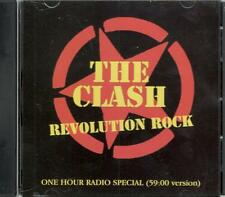 The Clash, Revolution Rock One Hour Radio Special; Promo Only CD