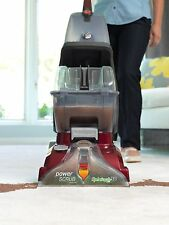 Hoover Power Scrub Deluxe Carpet Washer Cleaner Scrubber Fast Drying Lightweight