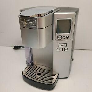 Cuisinart SS-10 Premium Single-Serve Coffeemaker, 72 Oz, Silver