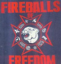 """7"""" Fireballs Of Freedom/Viva El Gato (D)"""