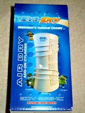 NEW Eva-Dry Air Dry Add On Dehumidifier Cylinder EDV-365-1C Replacement