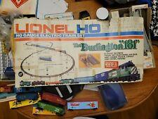 Lionel Ho Gauge Electric Train set The Burlington 181