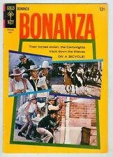 Bonanza #13 April 1965 Fn Photo cover