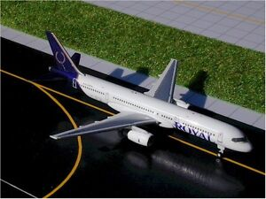 Boeing 757-200 Royal Airlines C-Gryk